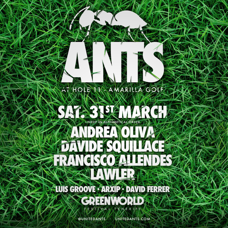 Ants An Underground Movement Originating From Ibiza Spain